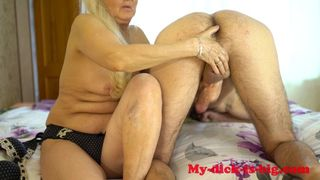 Granny dicke Big Dick